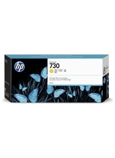 HP Hp P2V70A 730 Orijinal Mürekkep Kartuş Sarı